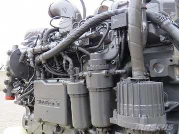 Двигатели SISU DIESEL с новой топливной системой COMMON RAIL!